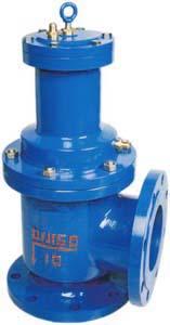 J744X/J644X型 液压、气动角式快开排泥阀